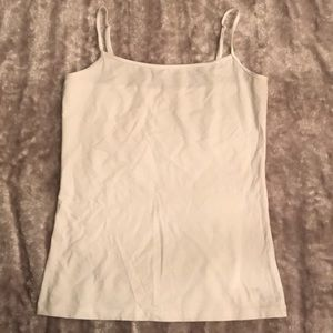 CASLON White Small Camisole